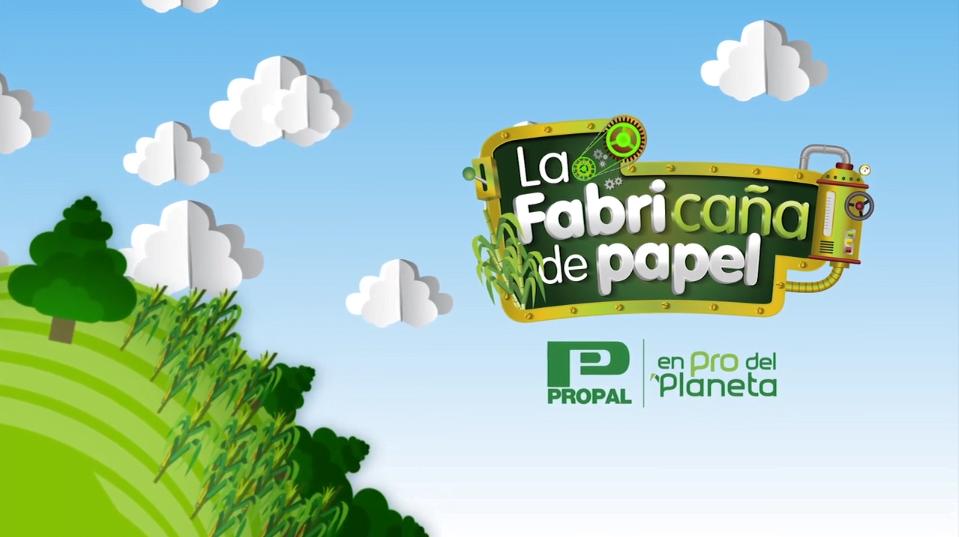 La fabricaña de papel PROPAL