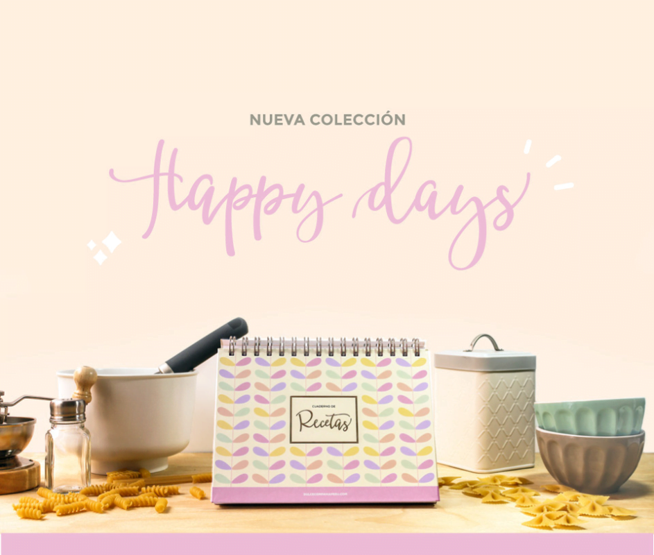Colección Happy Days