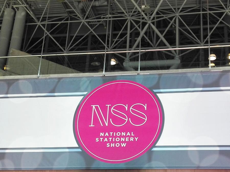 Letrero NSS ingreso