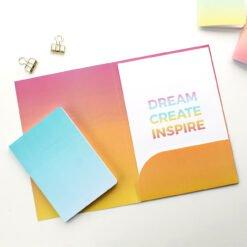 Folder Daydream de Dulce Compañía