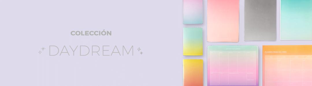 Banner colección de papelería Daydream Dulce Compañía