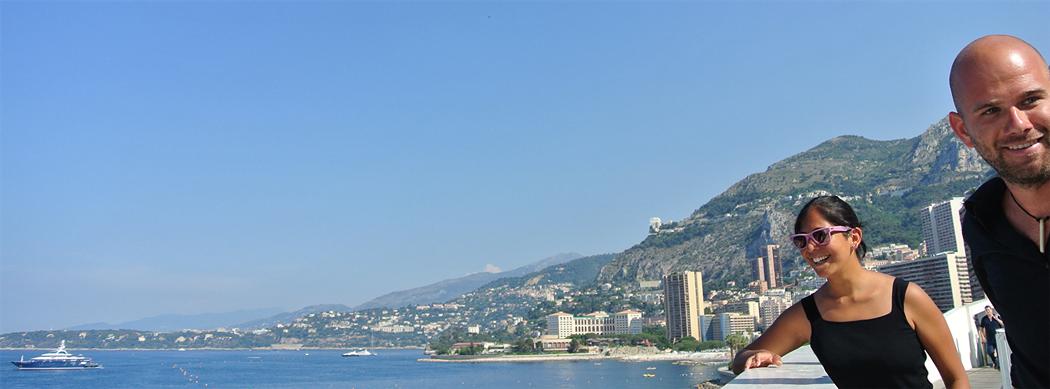 Nosotros: Dani y André en Mónaco