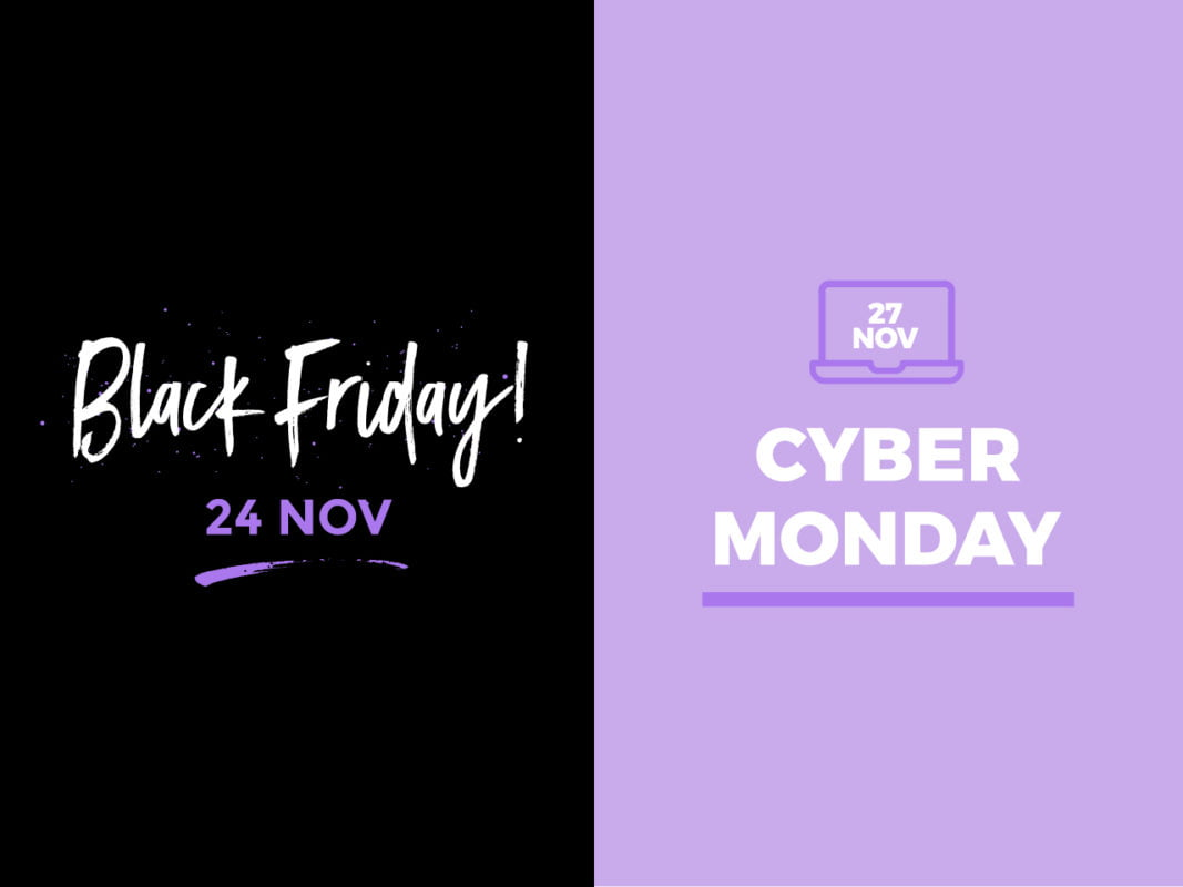 Black Friday y Cyber Monday 2017 en Dulce Compañía