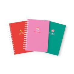 Cuadernos colección POP! de Dulce Compañía