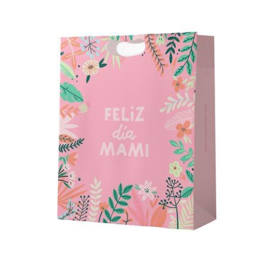 Bolsa de regalo Feliz día Mami