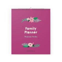 PLANIFICADOR FAMILIAR DULCE COMPANia peru regalo dia de la madre