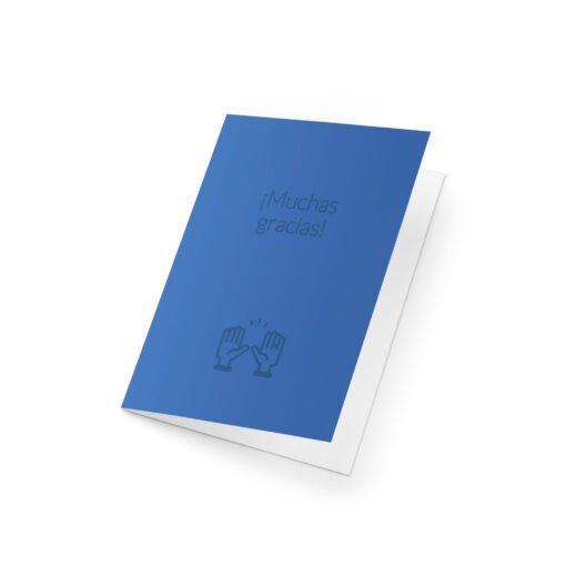 Tarjetas de papel colección Bold