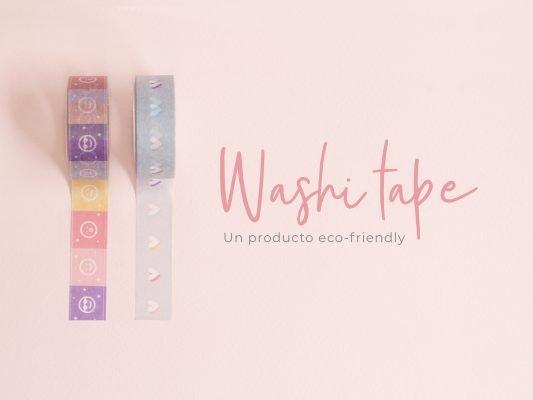 washi tape dulce compañía papelería