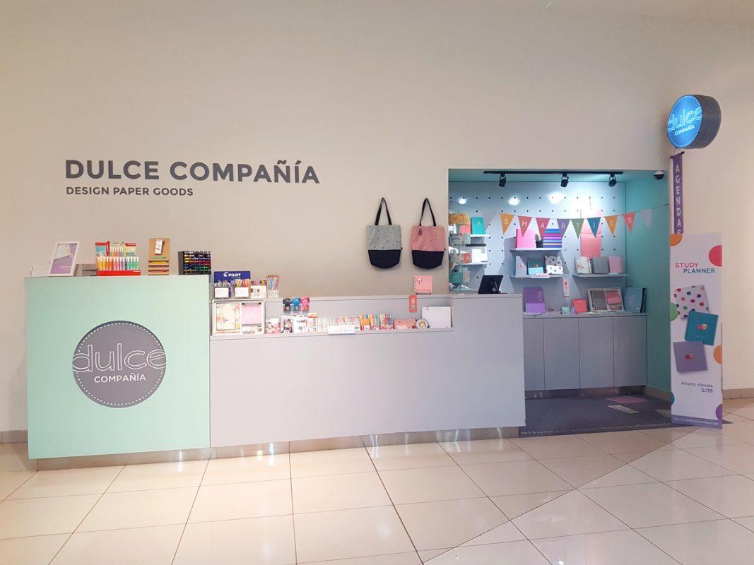 Módulo Dulce Compañía en Real Plaza Salaverry, Lima - Perú